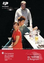 Découvrez les spectacles du festival d Avignon - Vaucluse