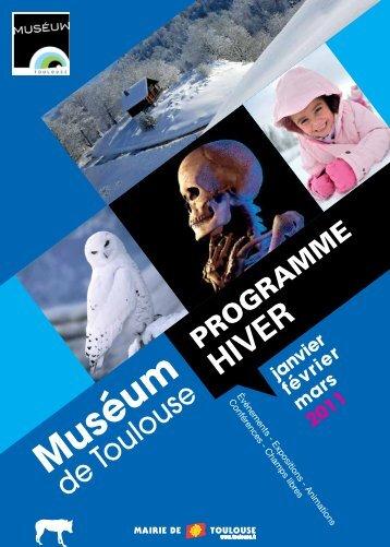 Muséum de Toulouse - Expositions