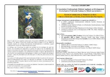 Colloque AMADES - GID - Groupe Inter-académique pour le ...