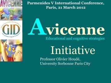 Présentation du programme Avicenne - GID