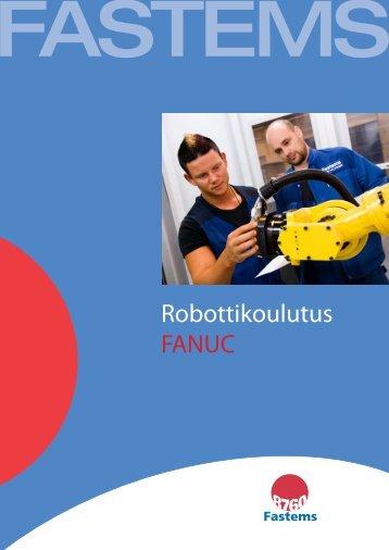Robottikoulutus FANUC - Fastems