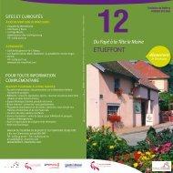 12. du Fayé à la Tête le moine (Etueffont) - Territoire de Belfort