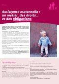 ASSISTANTES MATERNELLES - Territoire de Belfort - Page 2