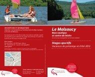 Télécharger la brochure des stages - Territoire de Belfort