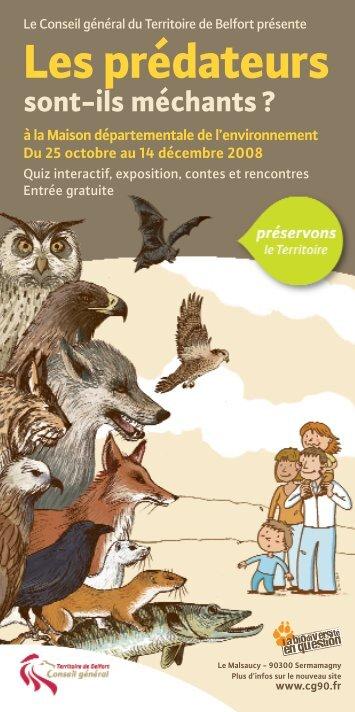 Télécharger le programme complet - Territoire de Belfort