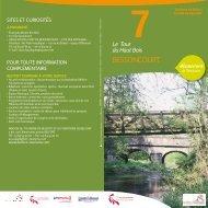 7. Le tour du haut bois (Bessoncourt) - Territoire de Belfort