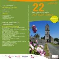 SAINT-DIZIER-L'ÉVÊQUE - Territoire de Belfort