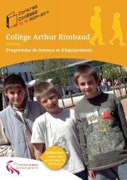 Collège Arthur Rimbaud - Territoire de Belfort