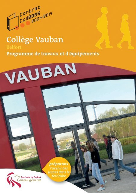 Collège Vauban - Territoire de Belfort