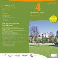4. Le sentier des Bornes (Beaucourt) - Territoire de Belfort