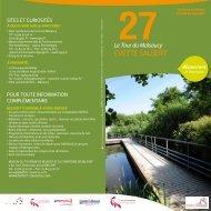 27. Le tour du Malsaucy (Evette Salbert) - Territoire de Belfort