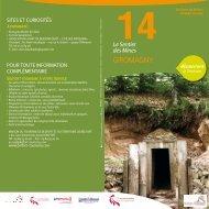 14. Le sentier des Mines (Giromagny) - Territoire de Belfort
