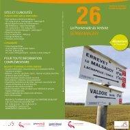 26. La promenade du Verbote (Sermamagny) - Conseil général