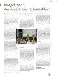 Magazine n° 77 février-mars 2006 - Territoire de Belfort - Page 3