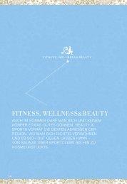 FITNESS, WELLNESS&BEAUTY; - Mein Guide