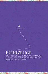 FAHRZEUGE - Mein Guide