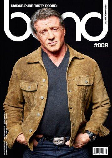 bond men's magazine - Ausgabe #008 [2014]