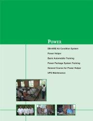 DB-AIRE Air Condition System Power Helper Basic ... - Nepal Telecom