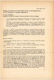 Parasitologia Hungarica 8. (Budapest, 1975)