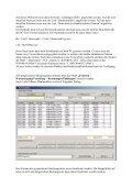 Fertigstellung des Rechnungsverwaltungs- - Landau Software GmbH - Page 4