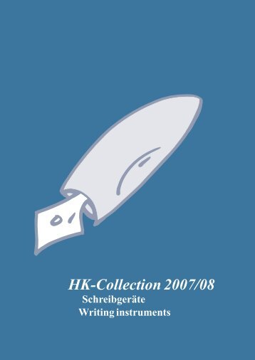 HK-Collection 2007/08