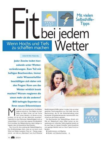Artikel herunterladen - Petra Peschel