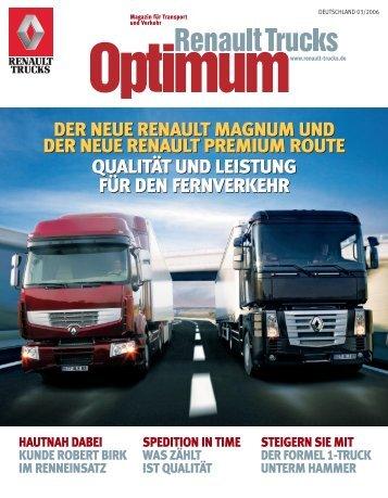 DER NEUE RENAULT MAGNUM UND DER NEUE ... - Petra Peschel