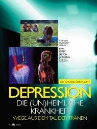 (un)heimliche krankheit - Petra Peschel