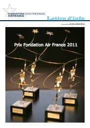 Télécharger la lettre d'info - Air France