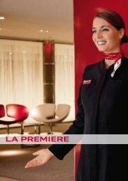 Télécharger le dossier de presse «La Première - Air France
