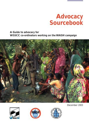 Advocacy Sourcebook - India Sanitation Portal