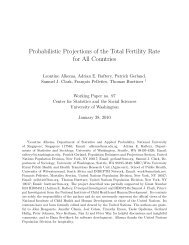 Probabilistic Projections of the Total Fertility Rate for All Countries