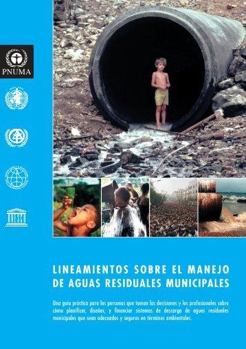 Lineamientos sobre el Manejo de Aguas Residuales Municipales
