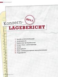 Konzern- lagebericht - Geschäftsbericht 2011 - Deutsche EuroShop