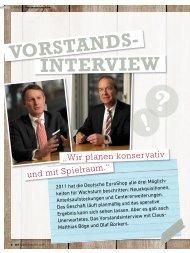 Geschäftsbericht 2011 EuroShop Deutsche EuroShop Geschäftsbericht 2 2 2011 Deutsche 3RA5Lq4j
