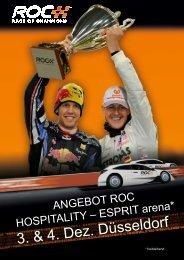 des Race of Champions 2011 - Esprit Arena