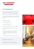 Ihre VIP-Angebote fürdas Konzert von Udo ... - Esprit Arena - Page 3