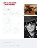 Ihre VIP-Angebote fürdas Konzert von Udo ... - Esprit Arena - Page 4