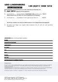 Ihre VIP-Angebote fürdas Konzert von Udo ... - Esprit Arena - Page 6