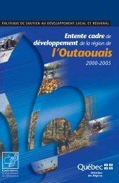 l'Outaouais - Développement économique, innovation et exportation ...