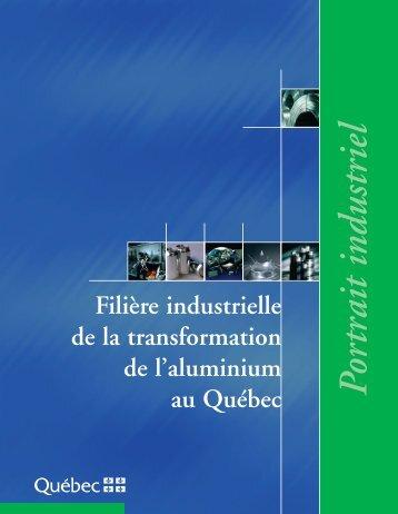 trait industriel - mdeie - Gouvernement du Québec