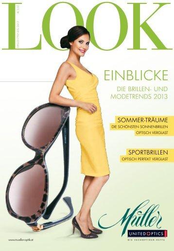 EINBLICKE EINBLICKE - Müller United Optics
