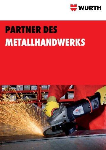 Partner des Metallhandwerks