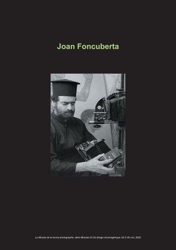 Joan Fontcuberta (siteAP).indd