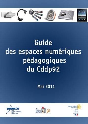 Guide des espaces numériques pédagogiques du ... - Créer son blog