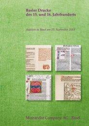 Katalog Auktion 10: