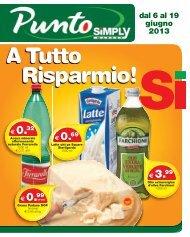 dal 6 al 19 giugno 2013 € 0.32 - SuperPrezzi.Roma