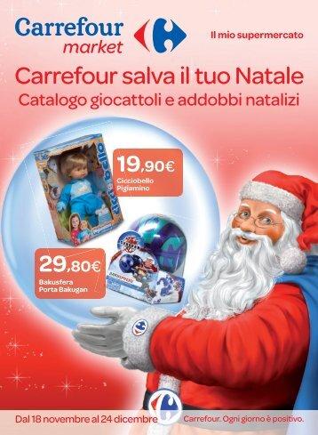 Carrefour salva il tuo Natale - SuperPrezzi.Roma