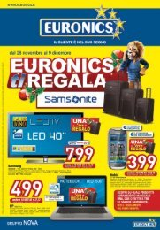 Volantino Euronics ti regala_low.pdf - Nova Euronics