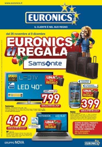 Volantino Euronics ti regala_low.pdf - Nova Euronics